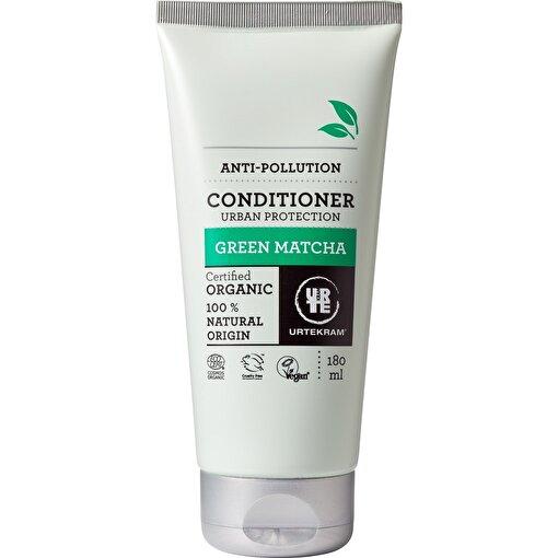 Urtekram Organik Yeşil Matcha Özlü Saç Kremi ( 180 ml ). ürün görseli