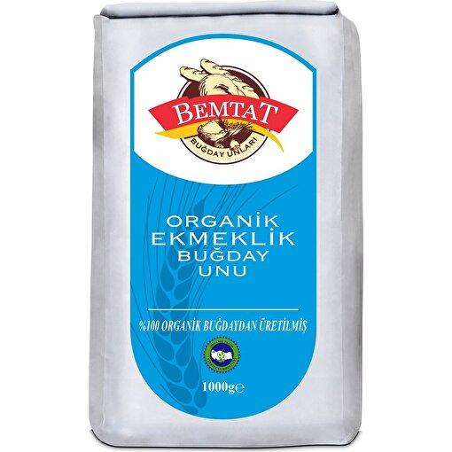 Bemtat Organik Çavdar Unu ( 1 kg ). ürün görseli