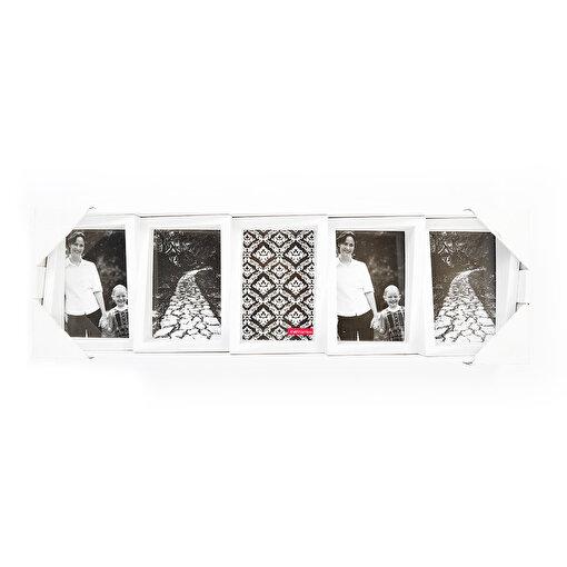Nektar 5Li Beyaz Çerçeve. ürün görseli