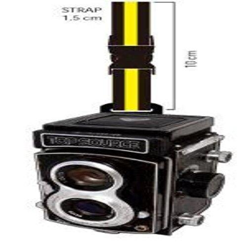 Nektar Lh17 Fotograf Makinası Valiz Etiketi. ürün görseli