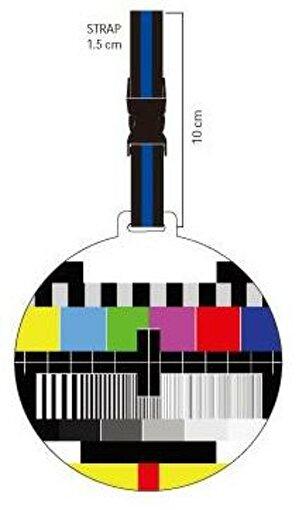 Nektar Lh412 Tv Sinyali Valiz Etiketi. ürün görseli