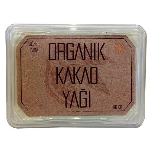 Güzel Gıda Organik Kakao Yağı ( 170 g ). ürün görseli