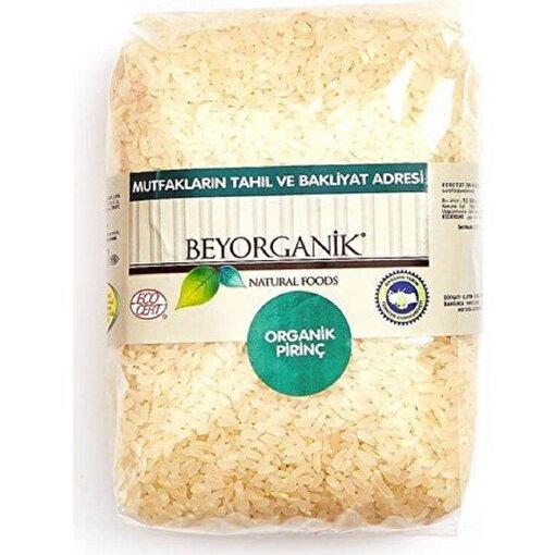 Beyorganik Organik Baldo Pirinç ( 1 kg ). ürün görseli