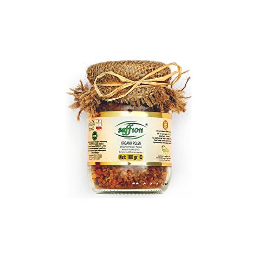 Saff 1011 Organik Polen ( 100 gr ). ürün görseli