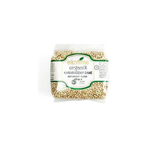 Ekotime Organik Karabuğday - Tane ( 1 kg ). ürün görseli