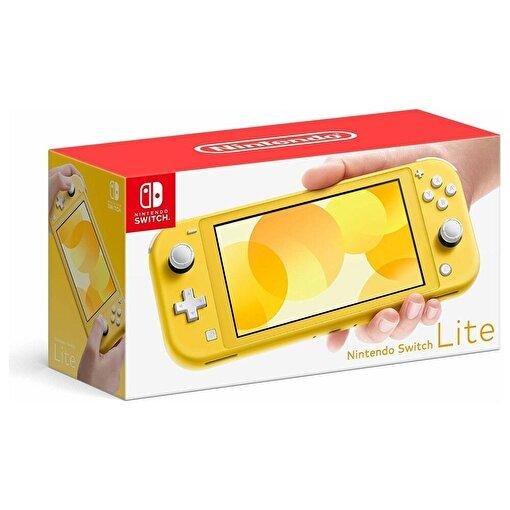 Nintendo Switch Lite Konsol Sarı. ürün görseli