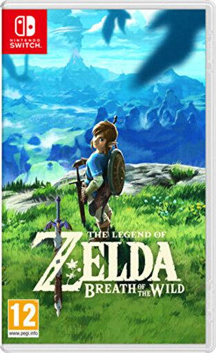 Nintendo Switch The Legend Of Zelda: Breath Of The Wild Oyun. ürün görseli