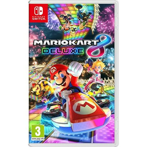 Nintendo Switch Mario Kart 8 Deluxe Oyun. ürün görseli