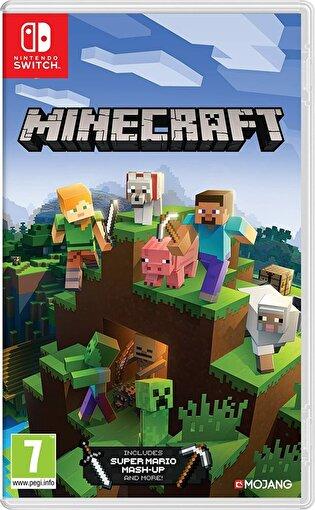 Nintendo Switch Minecraft Switch Bedrock Edition Oyun. ürün görseli