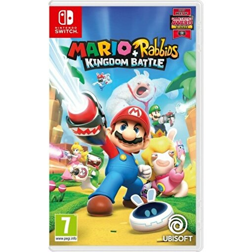 Nintendo Switch Mario + Rabbids Kingdom Battle Oyun. ürün görseli
