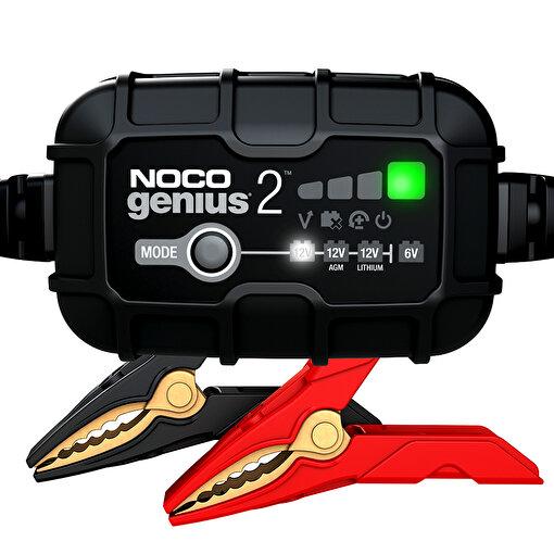 Noco Genius2 6V/12V 40A Akıllı Akü Şarj ve Akü Bakım/Desülfatör. ürün görseli
