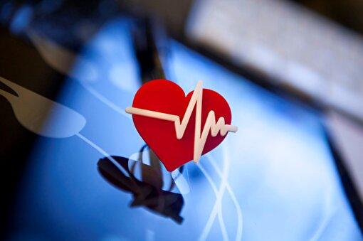 Noramore Heartbeat Yüzük. ürün görseli