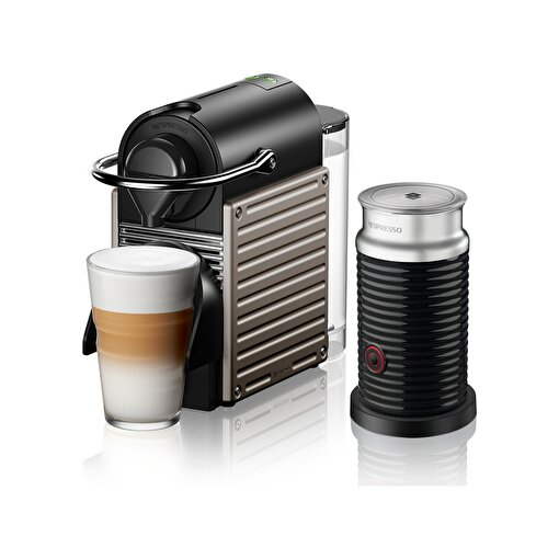 Nespresso C66T Pıxıe Tıtan Kahve Makinesi. ürün görseli