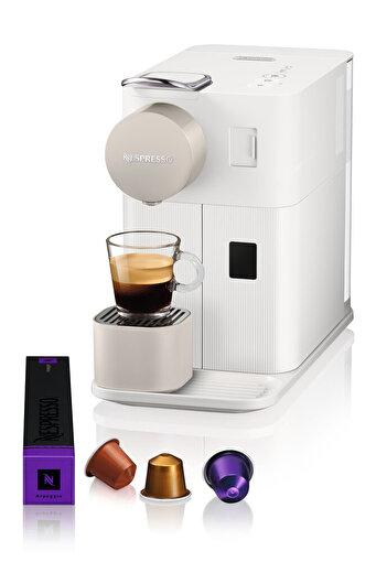 Nespresso F111 Lattissima One Beyaz Kahve Makinesi. ürün görseli
