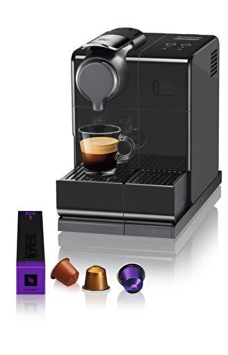 Nespresso F521 Lattissima Touch Facelift Black Kahve Makinesi. ürün görseli