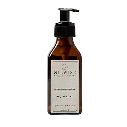 Oilwise Saç Serumu. ürün görseli