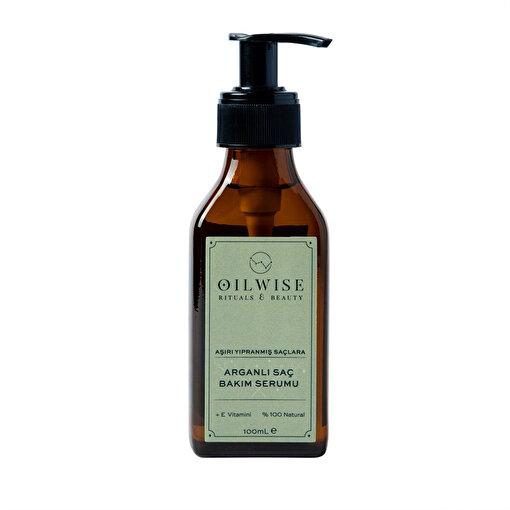 Oilwise Arganlı Saç Serumu. ürün görseli