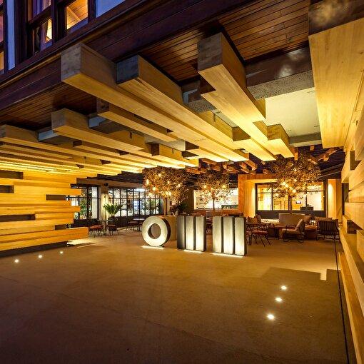 Omm Inn Odunpazarı Eskişehir Hotel'de 1 Gece 2 Kişi Kahvaltı Dahil Konaklama. ürün görseli