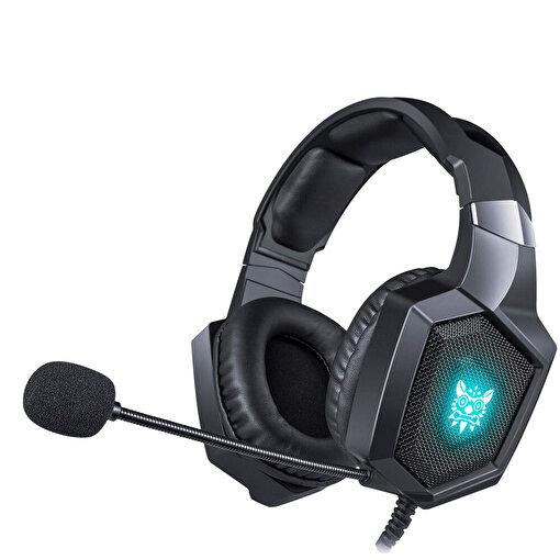 Onikuma K8 RGB Işık Mobil Oyunlar Gaming Kulaklık Siyah. ürün görseli