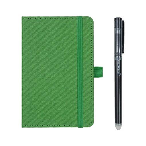 Outliers Notebook Akıllı Mini Defter Yeşil. ürün görseli