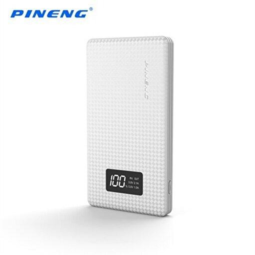 Pineng PN-963 10000 Mah Taşınabilir Şarj Cihazı Beyaz. ürün görseli