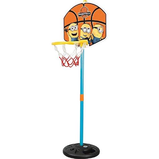 Pilsan Minions Ayaklı Küçük Basketbol Potası. ürün görseli