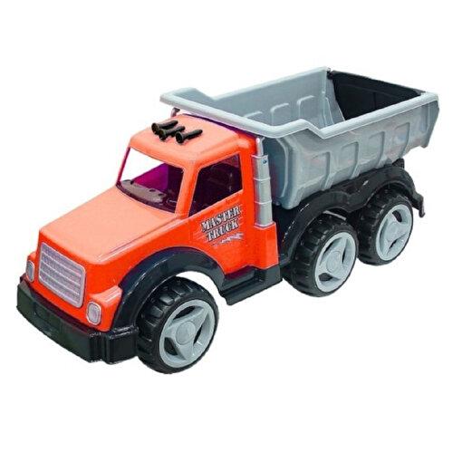 Pilsan Master Truck Kırmızı - Kutulu. ürün görseli