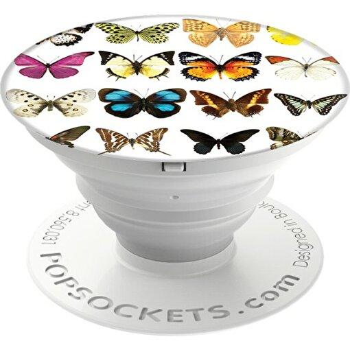 PopSockets Butterfly Bell Jar Telefon Tutacağı. ürün görseli