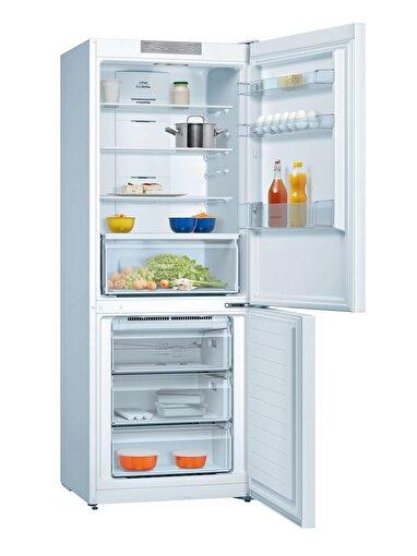 Profilo BD3046WFUN Alttan Donduruculu Buzdolabı Beyaz. ürün görseli