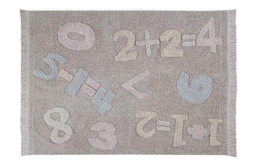 Lorena Canals  Baby Numbers Çocuk Halısı 120x160cm. ürün görseli