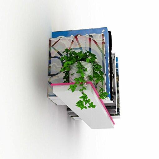 Rafevi Air Minus Raf Beyaz-Pembe. ürün görseli