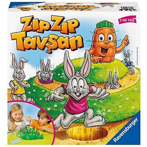Ravensburger Zıp Zıp Tavşan-221462. ürün görseli