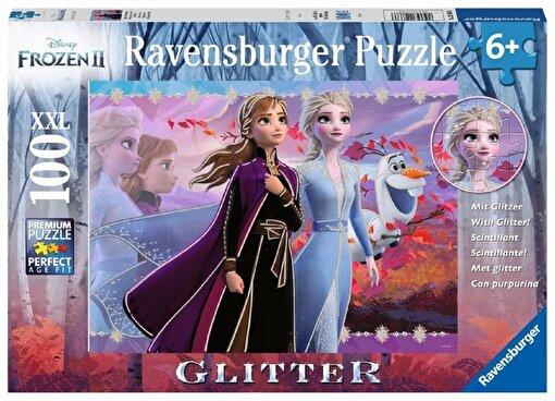 Ravensburger 100 Parçalı WD Frozen2 Puzzle-128686. ürün görseli