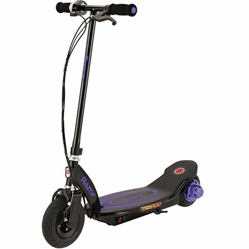 Razor Power Core E100 Elektrikli Scooter Purple. ürün görseli