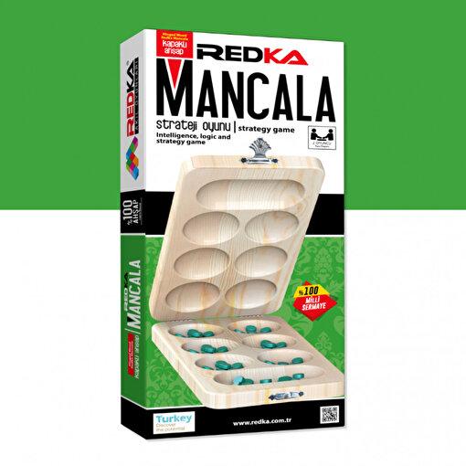 Redka Kapaklı Ahşap Mancala 5500. ürün görseli