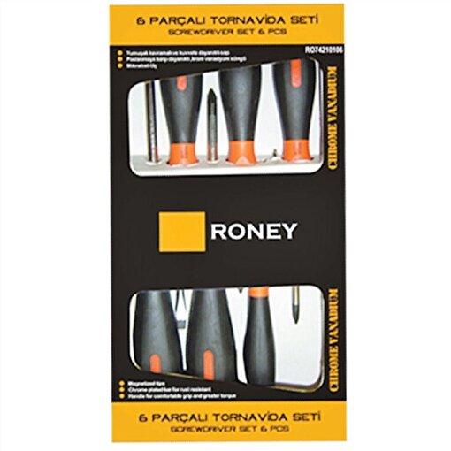 Roney RO74210106 6 ParcalıTornavida Seti. ürün görseli