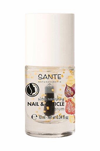 Sante Organik Ultra Besleyici Tırnak Ve Kütikül Serumu - Organik Altın Çilek & Karambola Özlü. ürün görseli
