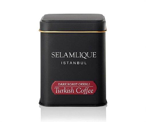 Selamlique 125gr Okkalı Türk Kahvesi. ürün görseli
