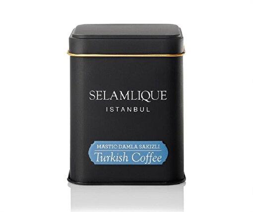Selamlique 125gr Damla Sakızlı Türk Kahvesi. ürün görseli