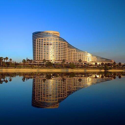 Adana Sheraton Grand Hotel'de 1 Gece 2 Kişi Kahvaltı Dahil Konaklama. ürün görseli