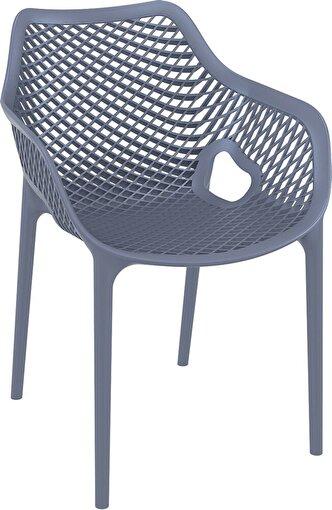Siesta Air XL Sandalye Koyu Gri. ürün görseli