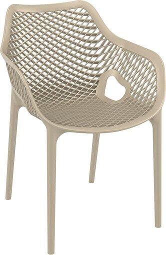Siesta Air XL Sandalye Kum Gri. ürün görseli