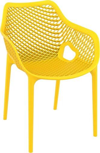 Siesta Air XL Sandalye Sarı. ürün görseli