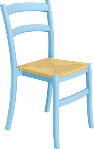 Siesta Tiffany-S Sandalye Mavi. ürün görseli