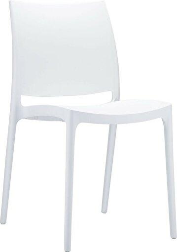 Siesta Maya Sandalye Beyaz. ürün görseli