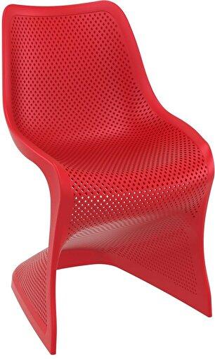 Siesta Bloom Sandalye Kırmızı. ürün görseli