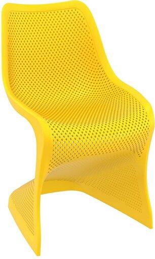 Siesta Bloom Sandalye Sarı. ürün görseli