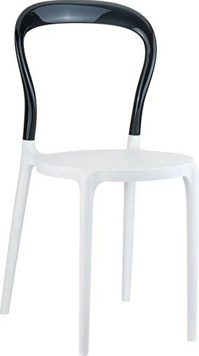 Siesta Mr Bobo Sandalye Siyah. ürün görseli