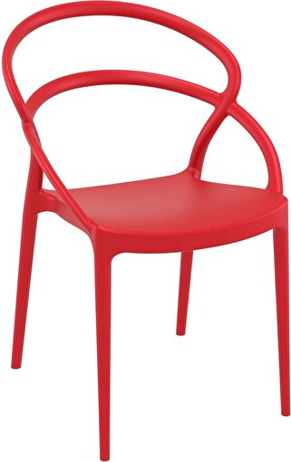 Siesta Pıa Sandalye Kırmızı. ürün görseli