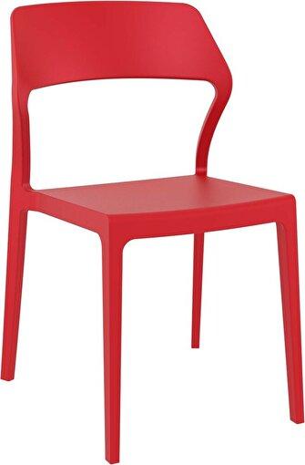 Siesta Snow Sandalye Kırmızı. ürün görseli